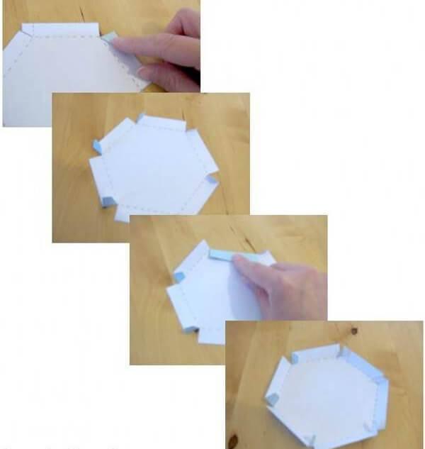 جعبه کادوئی چند ضلعی