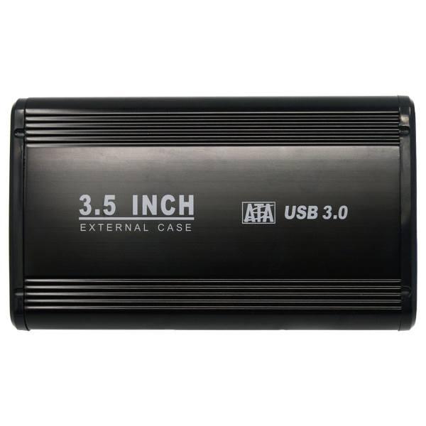 باکس تبدیل SATA به USB 3.0 هارددیسک 3.5 اینچ مدل Mobile Disk