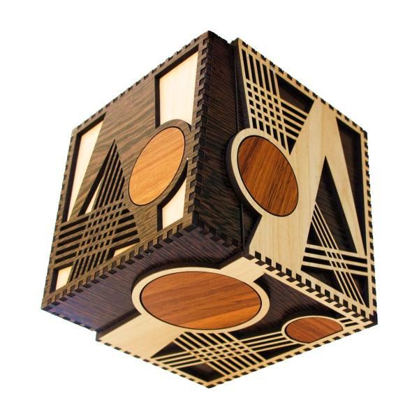 جعبه کادویی چوبی چیزل مدل 9727