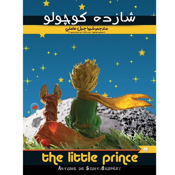 کتاب شازده کوچولو اثر آنتوان دوسنت اگزوپری انتشارات نگین ایران