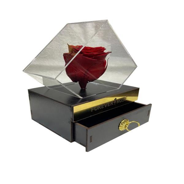 جعبه گل رز جاودان کد 1339