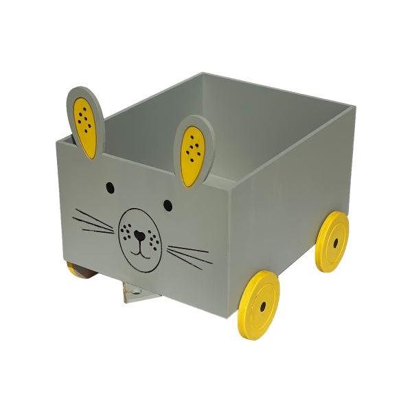 جعبه اسباب بازی کودک مدل موش