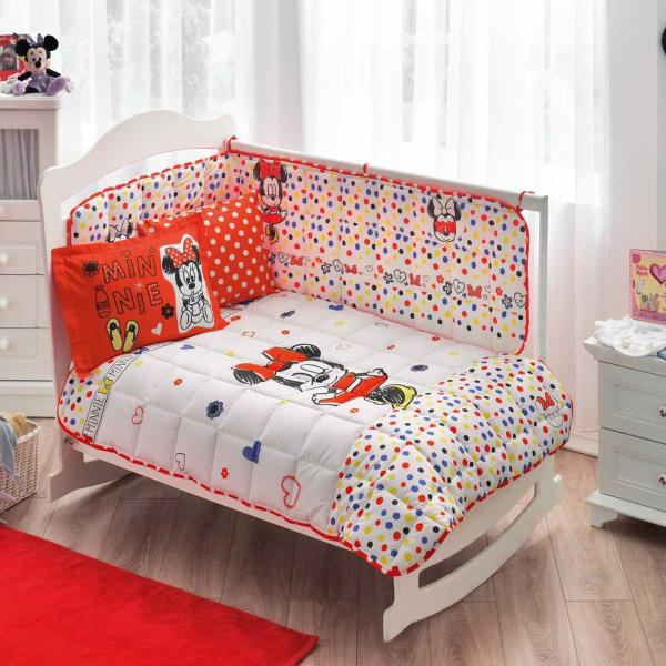 سرویس خواب 5 تکه نوزادی تاچ مدل Disney mininie