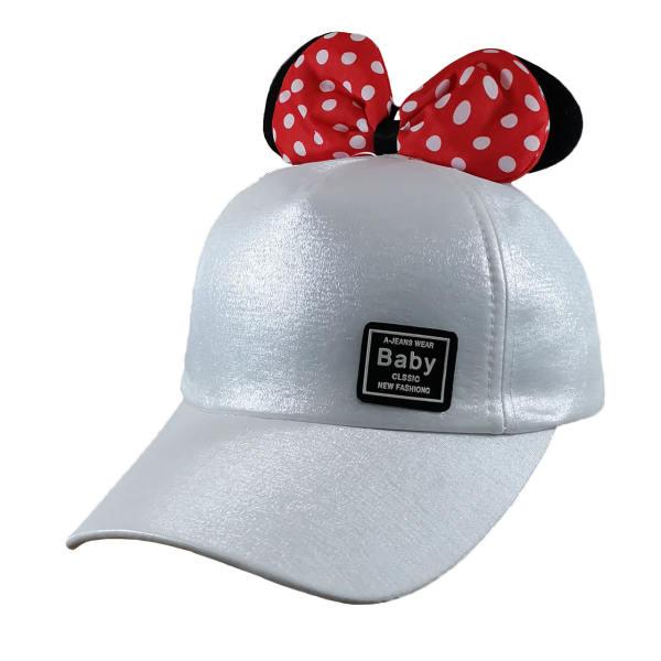 کلاه کپ دخترانه مدل mn1291